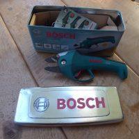 Bosch Cordless secateur